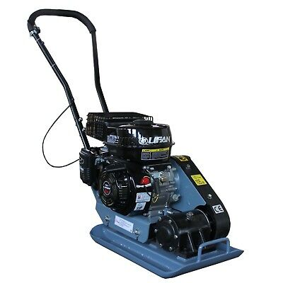 FoxHunter Petrol Engine Compactor Plate 5.5HP Tamper Heavy Duty HS-60 New Design