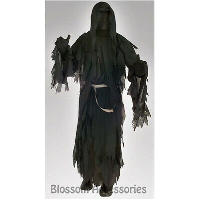 LICENSED DELUXE DWALIN THE HOBBIT LORD OF RINGS ADULT MENS HALLOWEEN COSTUME