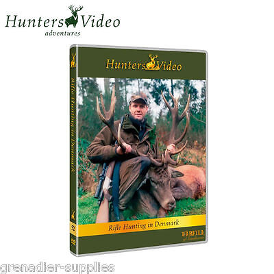 Rifle Hunting In Denmark Hunters Video Hunting Dvd