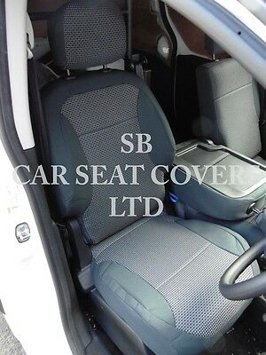 To Fit A Citroen Berlingo Panel Van, Seat Covers, 89A Fabric Made To Measure