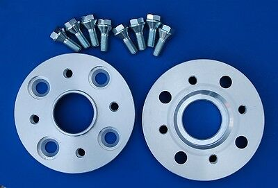 VW Golf Mk2 inc GTi 20mm Alloy Hubcentric Wheel Spacers 4x100 PCD 57.1 CB 1 Pair
