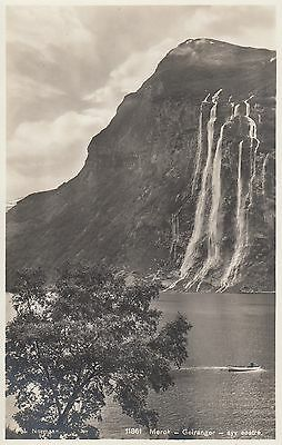 Post Card - Norway / Merok - Geiranger