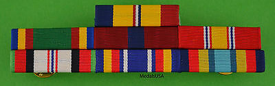 Marine Corps  Afghanistan, Global War on Terrorism 7 Ribbon Bar - USMC
