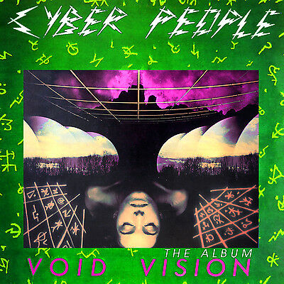 CD Cyber People Void Vision The Album