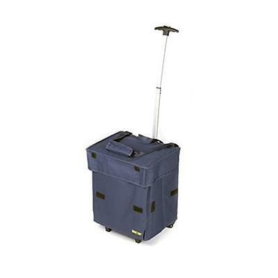 Dbest Products 01-051 Cooler Smart Cart Blue