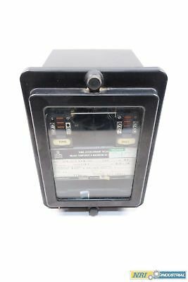 General Electric Ge Iac51B54A Time Overcurrent Relay D528835