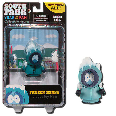 South Park Classics Series 3 - Frozen Kenny with Icy Rats - Mezco Toyz