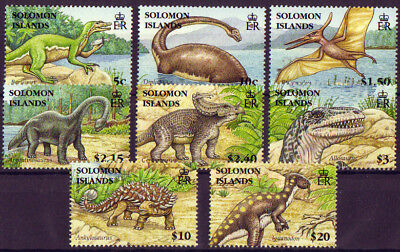 Solomon Islands 2006 Prehistoric Monster Unmounted Mint