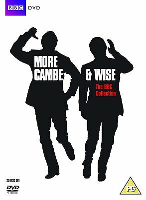 Morecambe and Wise show Complete BBC Collection season 1 - 9 DVD Box Set R4 New