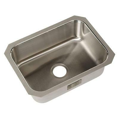 Sterling 11447-NA Sink McAllister Undermount Stainless Steel 24 in. Kitchen Bath