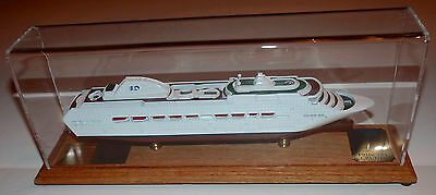 Vtg Sun Princess Cruise Ship Model Travel Agent Model Ocean Liners Cruise Line