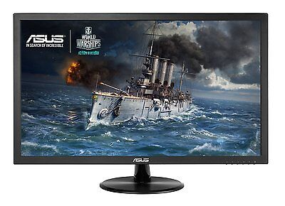 ASUS VP228TE 22 inch LED 1ms Gaming Monitor - Full HD 1080p, 1ms, Speakers, DVI
