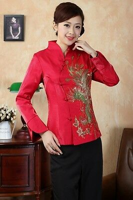 Women New Arrival Jacket Chinese Tradition Style Jacket Coat M L XL XXL 3XL
