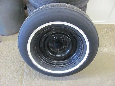 1978 78 Cadillac Impala Spare Tire & Wheel HR78-15 Chevy Chevrolet