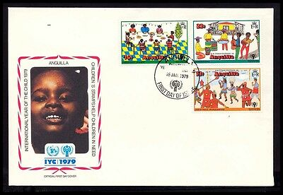 1979 Anguilla Iyc Music Cover S42