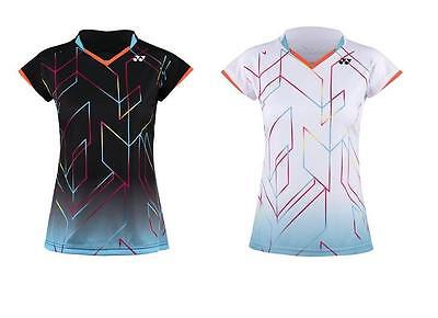 2016 Outdoor sports Women's Tops tennis/badminton Clothes Only T shirts