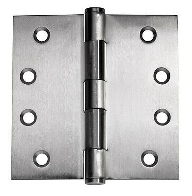 Stainless Steel Loose Pin Hinge - 100mm x 100mm