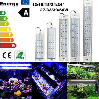 Chihiros A-Series Acuarios Peces 12-39W 5370 LED 20-60cm Panel RGB Blanco Light