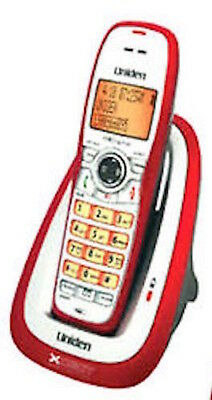 Uniden 7015 (RED) XDECT® Extended Digital Technology Cordless Phone System
