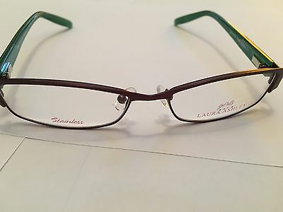 Girls Laura Ashley Glasses In A Heavenly Coco Mint Design NEW RRP £79