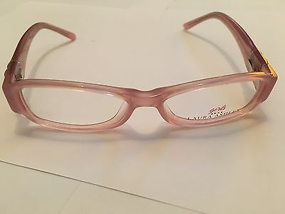 Girls Laura Ashley Glasses In A Sweet Pea Pink Sugar Design NEW RRP £79