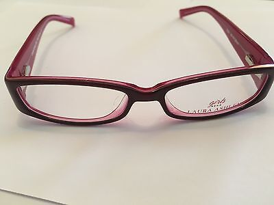 Girls Laura Ashley Glasses In A Petal Pusher Ruby Design NEW RRP £79