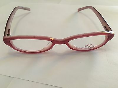 Girls Laura Ashley Glasses In A Wild Flower Pink Design NEW RRP £79