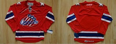 AHL Eishockey Premier Trikot/Jersey ROCHESTER AMERICANS red blank