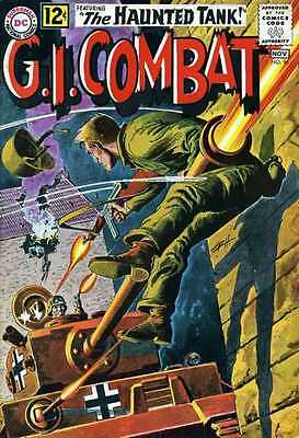 Gi Combat #96 Very Good / Fine 1962 (1957 Series) Dc Comics