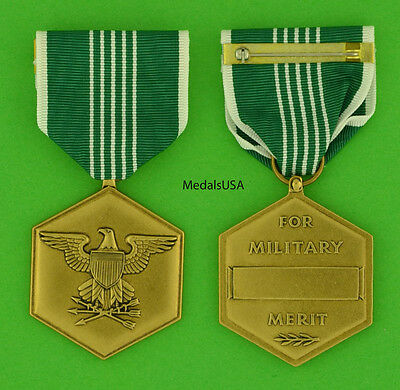 ARMY COMMENDATION MEDAL - Made in the USA - full size USM046 ARCOM