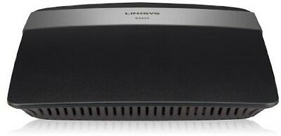Linksys E2500 Wireless-N Dual Band 300MBit/s Router Simultan (4 Port-Switch)