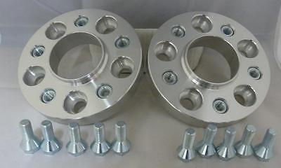 VW Golf MK4 R32 2002-2004 20mm ALLOY Hubcentric Wheel Spacers 1 pair