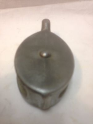 Antique Vintage Nautical Boat Ship #2 4 1/2 Inch Pulley Part