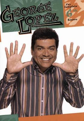 The George Lopez Show: The Complete Sixth Season New Dvd