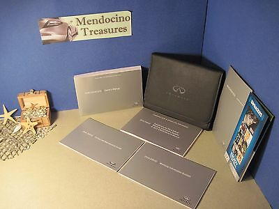 "2016 Infiniti Q70 Owners Manual Package And Case ""free U.s. Shippiing"" Buy Oem"