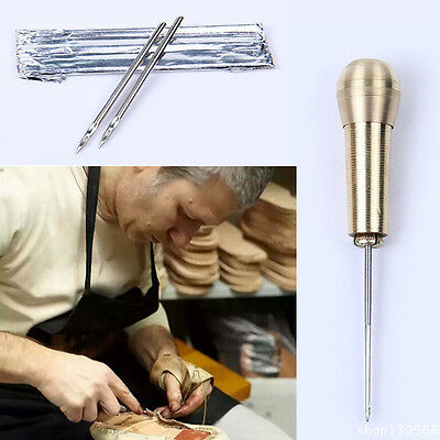 Kit Tool Leather Sewing Tools Shoe Repair Tool  1sets Needle Stitcher