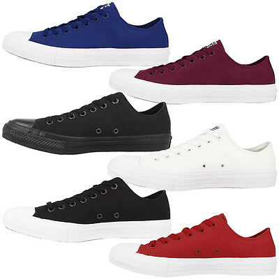 Converse Chuck Taylor All Star Ii Ox Schuhe Low Sneaker Chucks Classic One