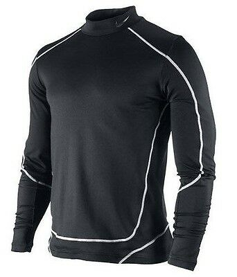 Men's Nike Mens Compression Base Layer Top Golf Dri-Fit Stretch jersey LARGE