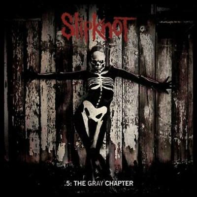 Slipknot - .5: The Gray Chapter [Deluxe Edition] [Pa] New Cd
