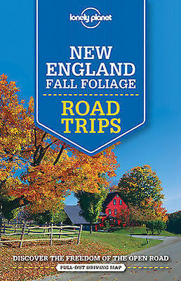 New England Fall Foliage Road Trips LONELY PLANET TRAVEL GUIDE 2016
