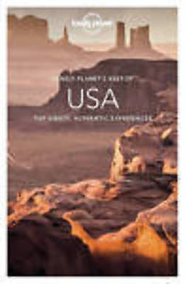 LONELY PLANET Best of USA GUIDE 2016