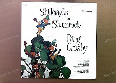 Bing Crosby - Shillelaghs And Shamrocks US LP 1980 //1