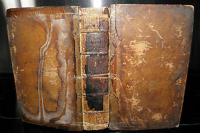 The Scrivener's Guide Being Choice & Approved Forms of Precedents- Vol 1-1740 HB