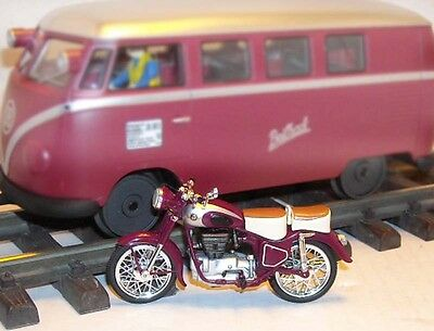 LGB G Gauge Motorcycle Model GDR Simson 425 S  L. G. B.  Scale IIm new boxed