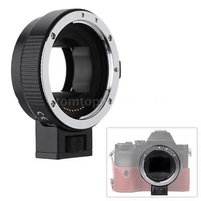 Auto Focus AF Camera Lens Adapter Ring for Canon EF EF-S to SONY E-Mount NEX A7