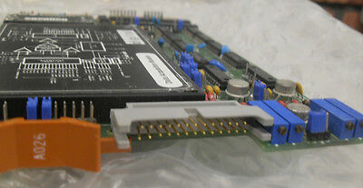 DEC A026 DATA ACQUISITION Module CARD DIGITAL 85491-343D REV E  EP074