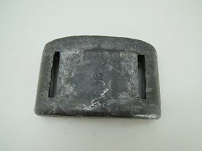 9 Pound Lead Diving Weight Belt Style Ship Boat  Decor (#1646)