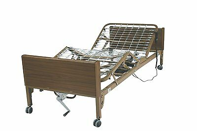 Drive Medical Delta Ultra Light Full Electric Bed 15033BV-FR New