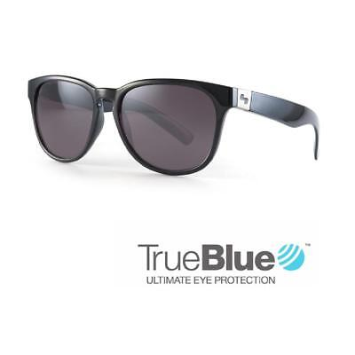 Sundog Golf Fairway TrueBlue Sunglasses (Black / Smoke)