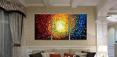 Hand-painted Oil Painting On Canvas Modern Abstract art Home Decor